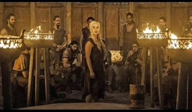 SHOW REEL EXTRACTS FROM GAME OF THRONES